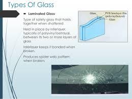 "Laminated glass 1/4""-57"